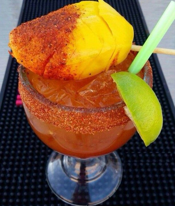 Best Michelada Recipe With Chamoy