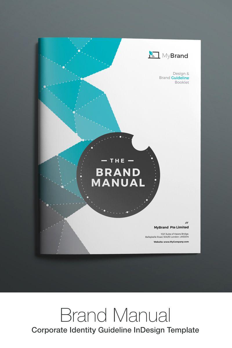 Brand Manual Corporate Identity Template Corporateidentity Manual Brand Corporate Brand Manual Corporate Identity Manuals Corporate Identity