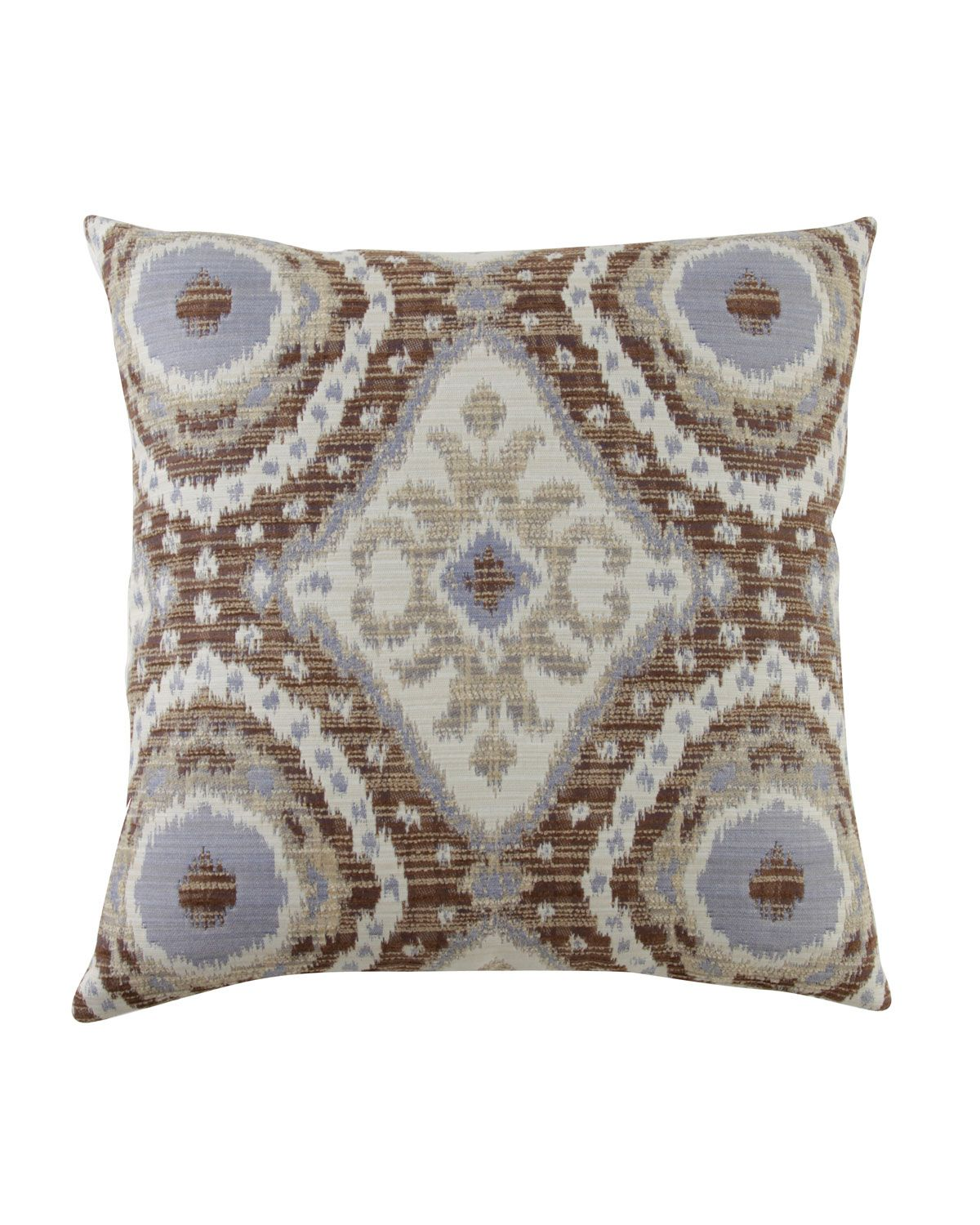 Tierra Ikat Outdoor Pillow By Elaine Smith At Horchow.