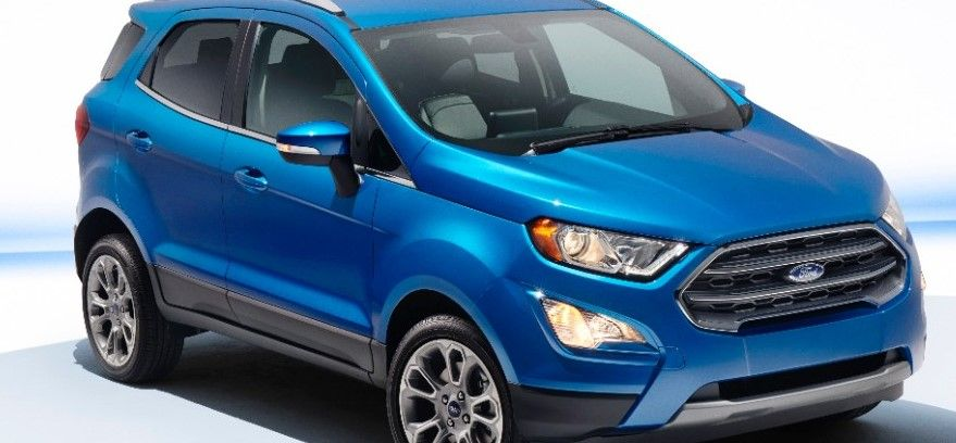 India Bound 2017 Ford Ecosport Officially Unveiled Ford Ecosport Small Suv Ford