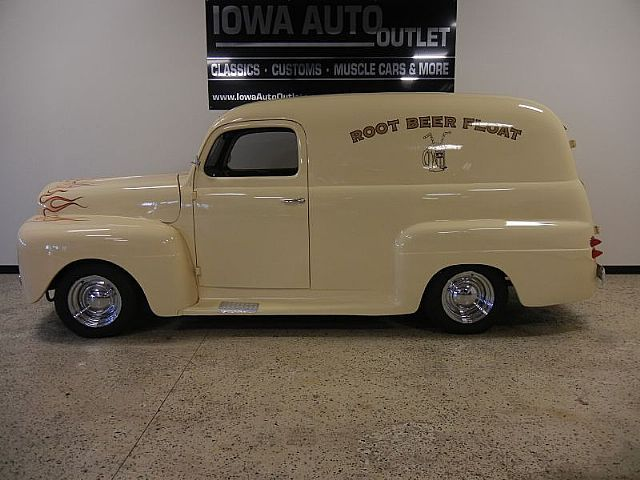 1948 Ford F1 | delivery sedans | Ford trucks, Classic ford