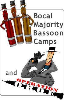 Bocal Majority Bassoon & Oboe Camps | Bassoon! | Oboe