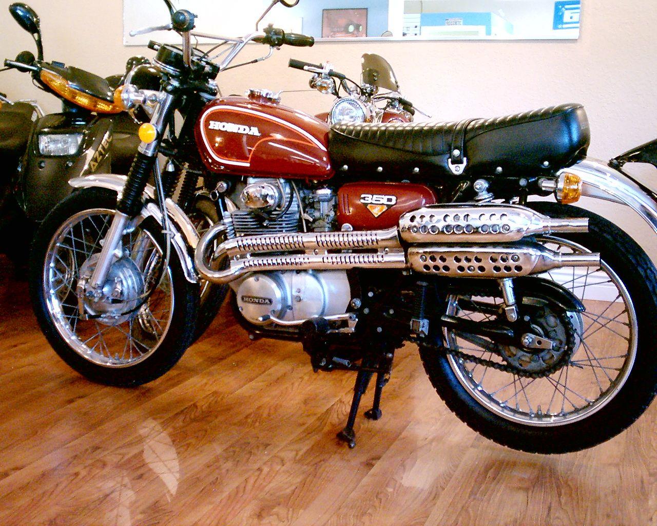 Honda Scrambler 350 Honda Scrambler Honda Vintage Honda Motorcycles [ 1024 x 1280 Pixel ]