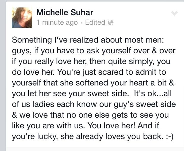 My own personal advice to men with commitment issues. #love #relationships  #quotes