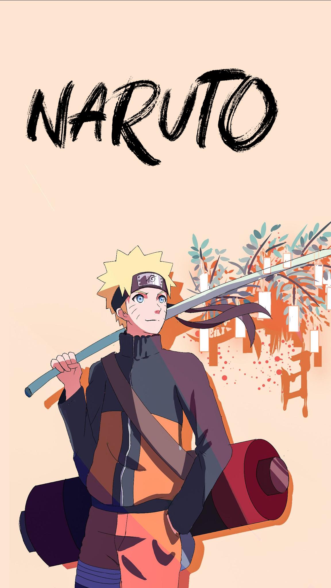 Naruto Uzumaki Anime Wallpaper In 2021 Naruto Wallpaper Naruto Wallpaper Iphone Anime Wallpaper Download