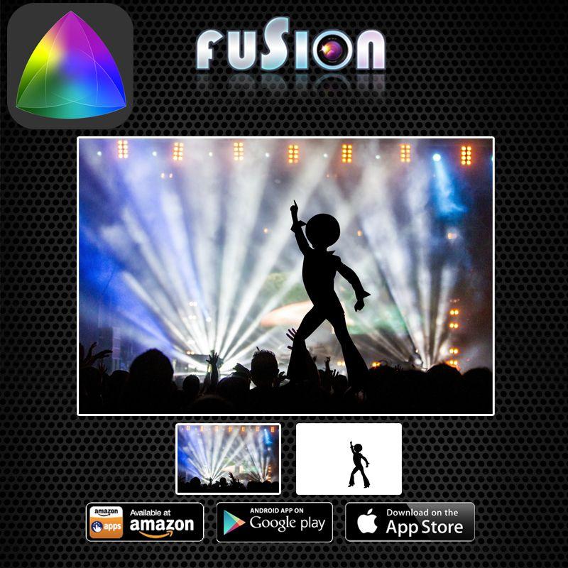 Fusion photoblend fusion photoblend montage exposure