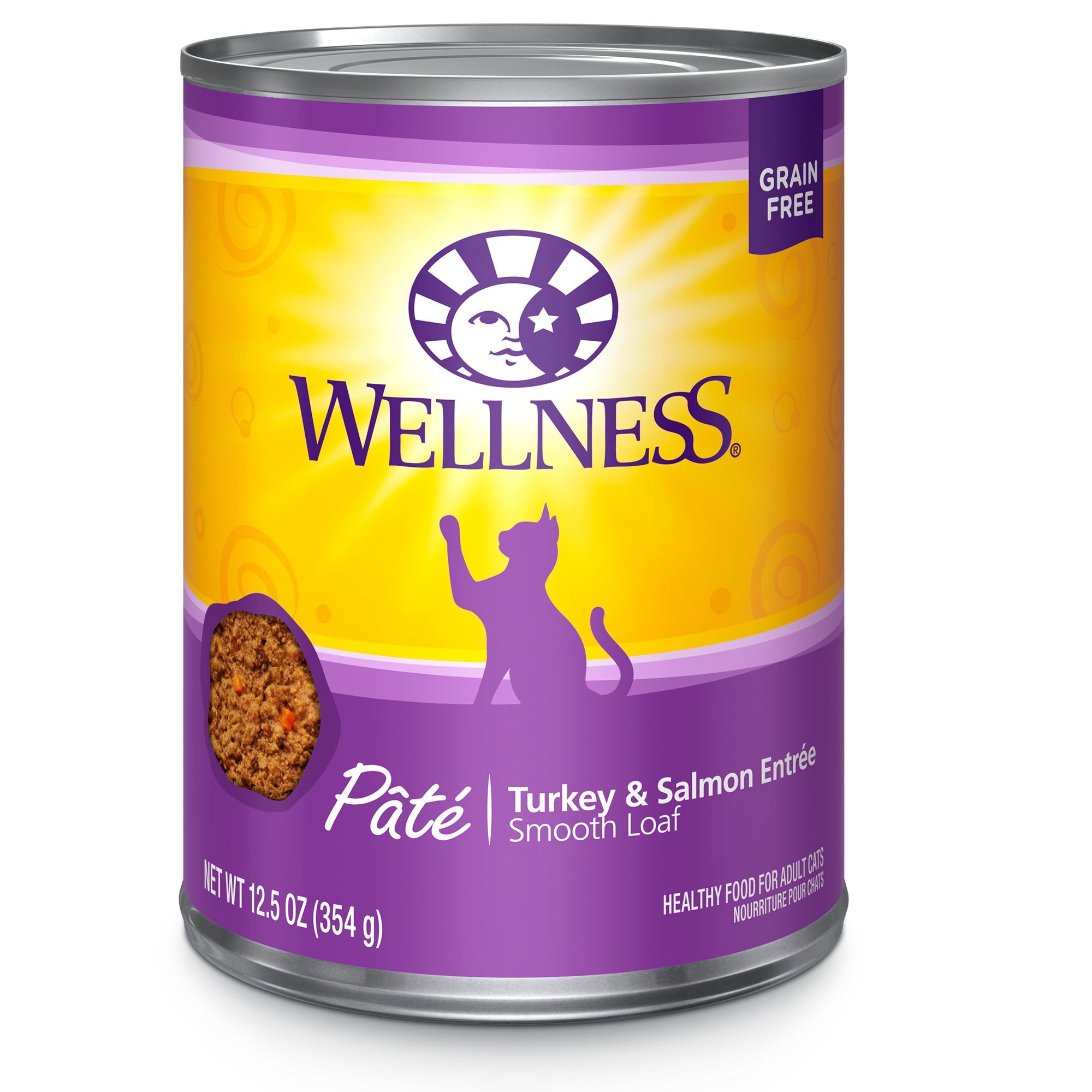 Wellness Complete Health Cat Food Natural Grain Free Size 12 5