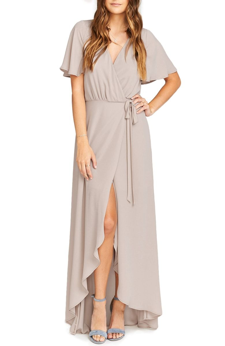 bf33ac2418 Free shipping and returns on Show Me Your Mumu Sophia Wrap Dress at ...