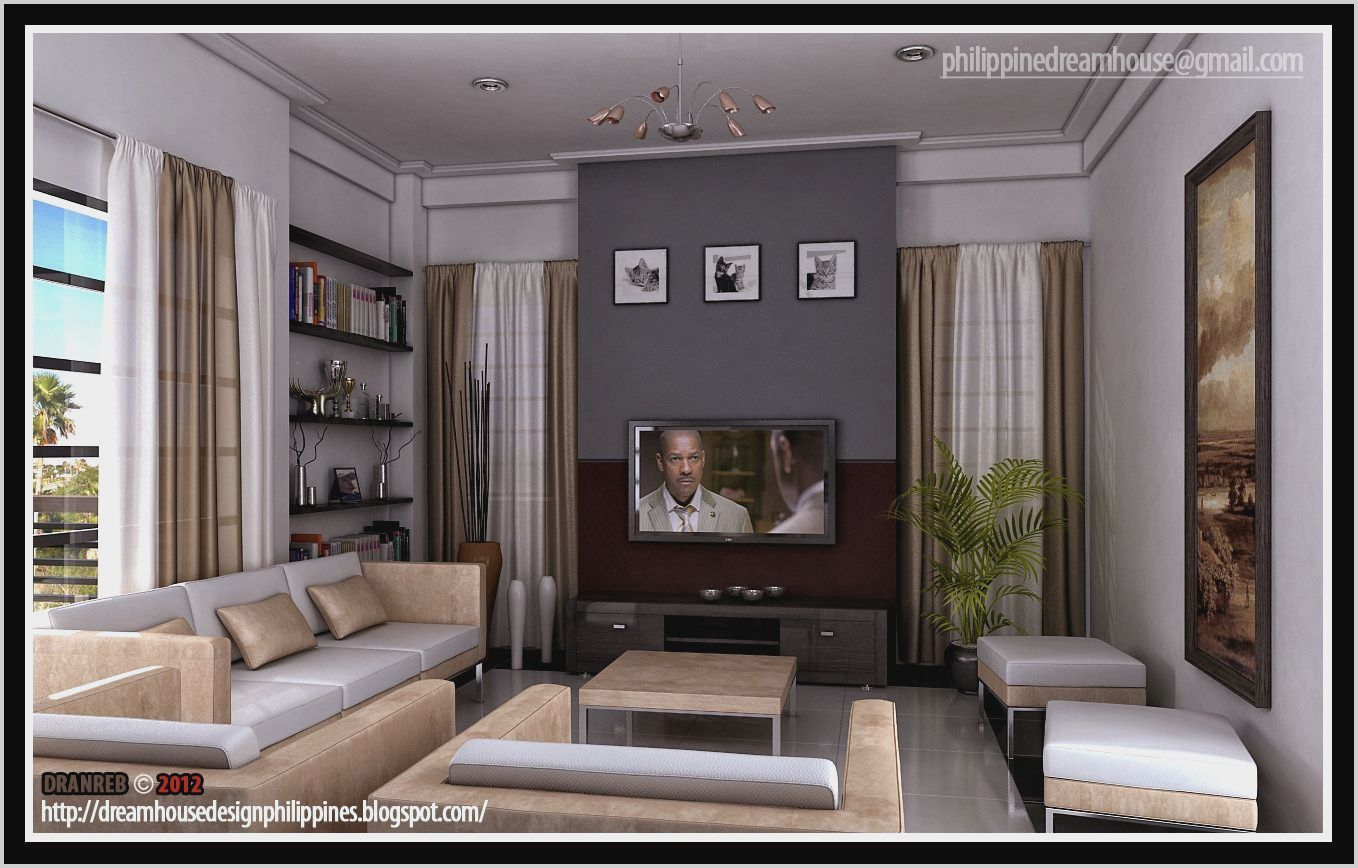 Minimalist Living Room Design Philippines In 2020 House Interior