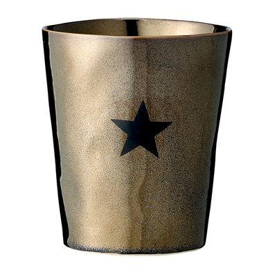 Porte-bougie+étoile+-+cuivre