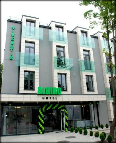 Algiro Hotel (Savanorių pr. 120) Algiro Hotel is located in Kaunas. Each room here will provide you with a TV, air conditioning, cable channels and a telephone offering free phone calls to all Lithuanian landline and mobile phone networks. #bestworldhotels #hotel #hotels #travel #lt #kaunas