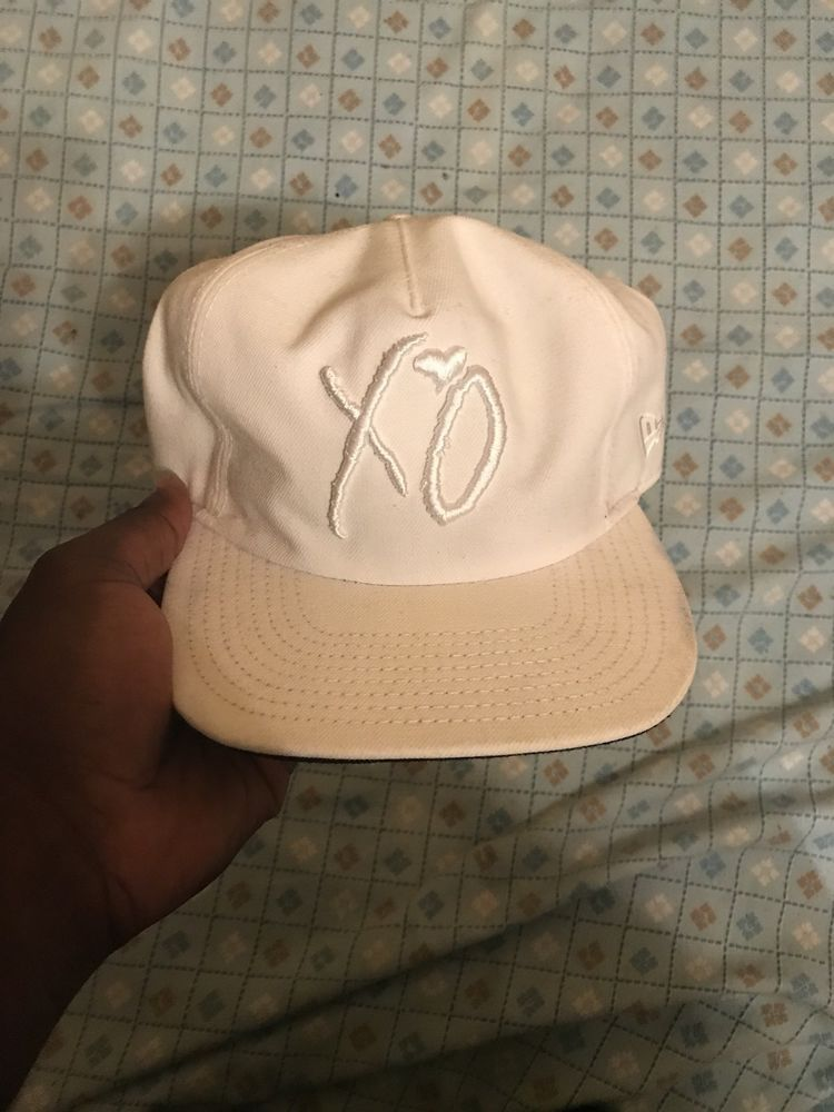 bf9b09071a7 RARE New Era x XO The Weeknd HOB 5 Year Anniversary Snapback Cap  fashion   clothing  shoes  accessories  unisexclothingshoesaccs  unisexaccessories   ad ...
