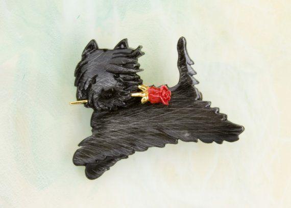 Super Cairn Terriers dogs par Nathalie WAMBALO sur Etsy