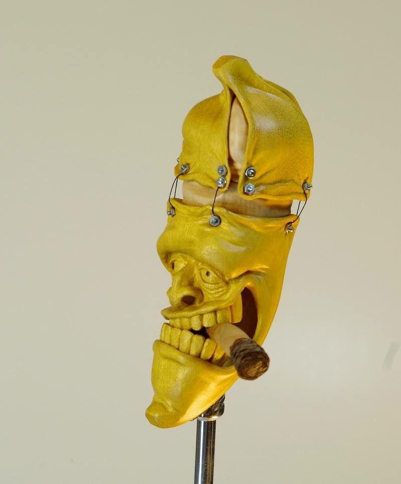 Shift Knob - The Banana Man
