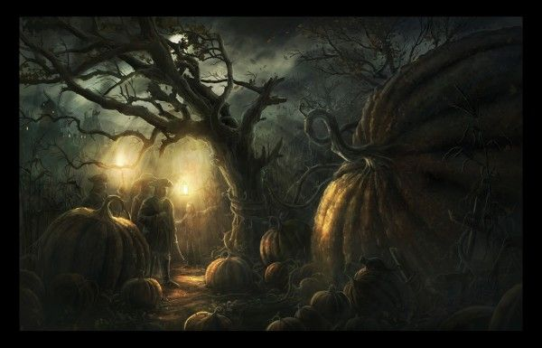 Mother Pumpkin Halloween wallpaper, Halloween