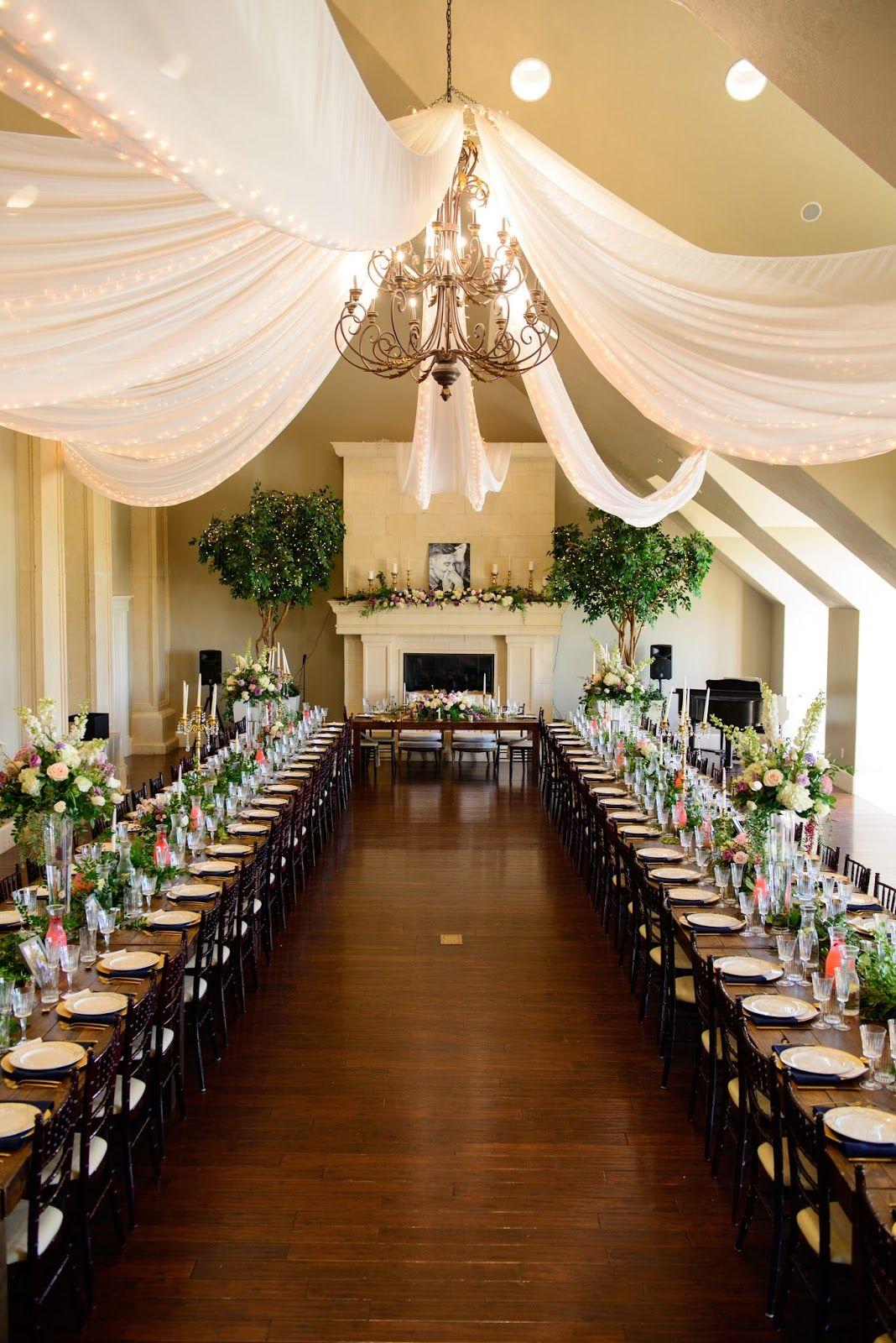 Farmhouse Tables - Alpine Event Rentals  Sunset Room ...