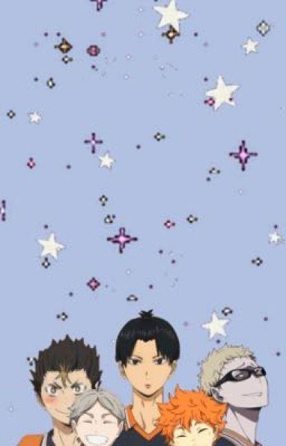 haikyuu smutshots  - Tsukishima x Yamaguchi