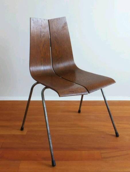 Esszimmerstühle Ebay Kleinanzeigen : stuhl 1 2 hans bellmann modell ga mid century vintage ~ Watch28wear.com Haus und Dekorationen