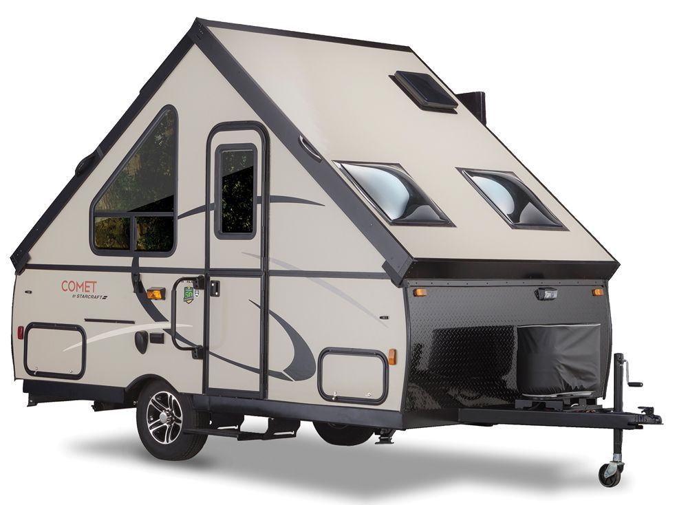 PopUp Roundup  Some Day  Travel trailer camping Rv