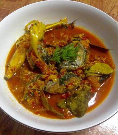 Gombyang Ikan Tongkol Kuah Seggeeerr Resep Masakan Resep Ikan Masakan