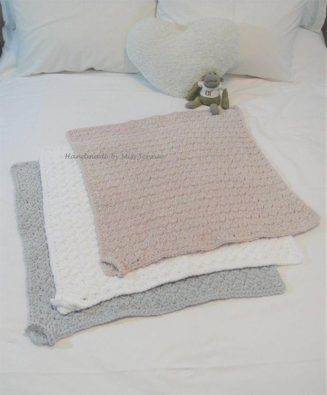 Nite Nite Crochet Security Blanket #crochetsecurityblanket