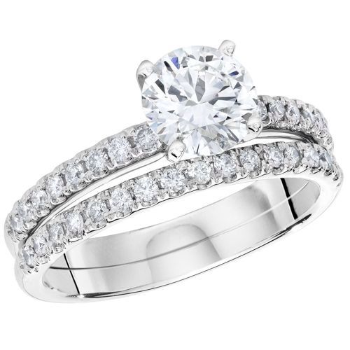 Costco Audrey Engagement Ring Set Someday In 2018 Pinterest