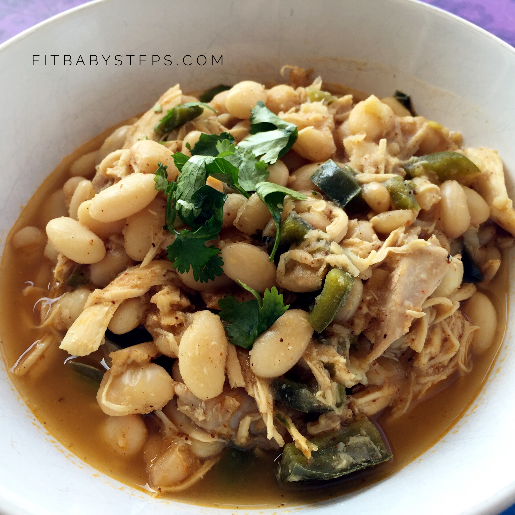 Poblano chicken chili this is one of the highest rated recipes on the food network site but forumfinder Gallery