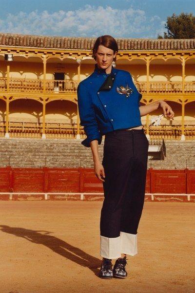 Loewe Spring 2016 Menswear Collection Photos - Vogue