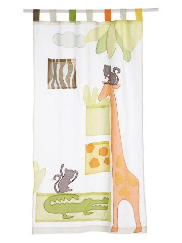 vertbaudet Toller Vorhang mit Dschungel-Motiven | MoHau | Pinterest ...