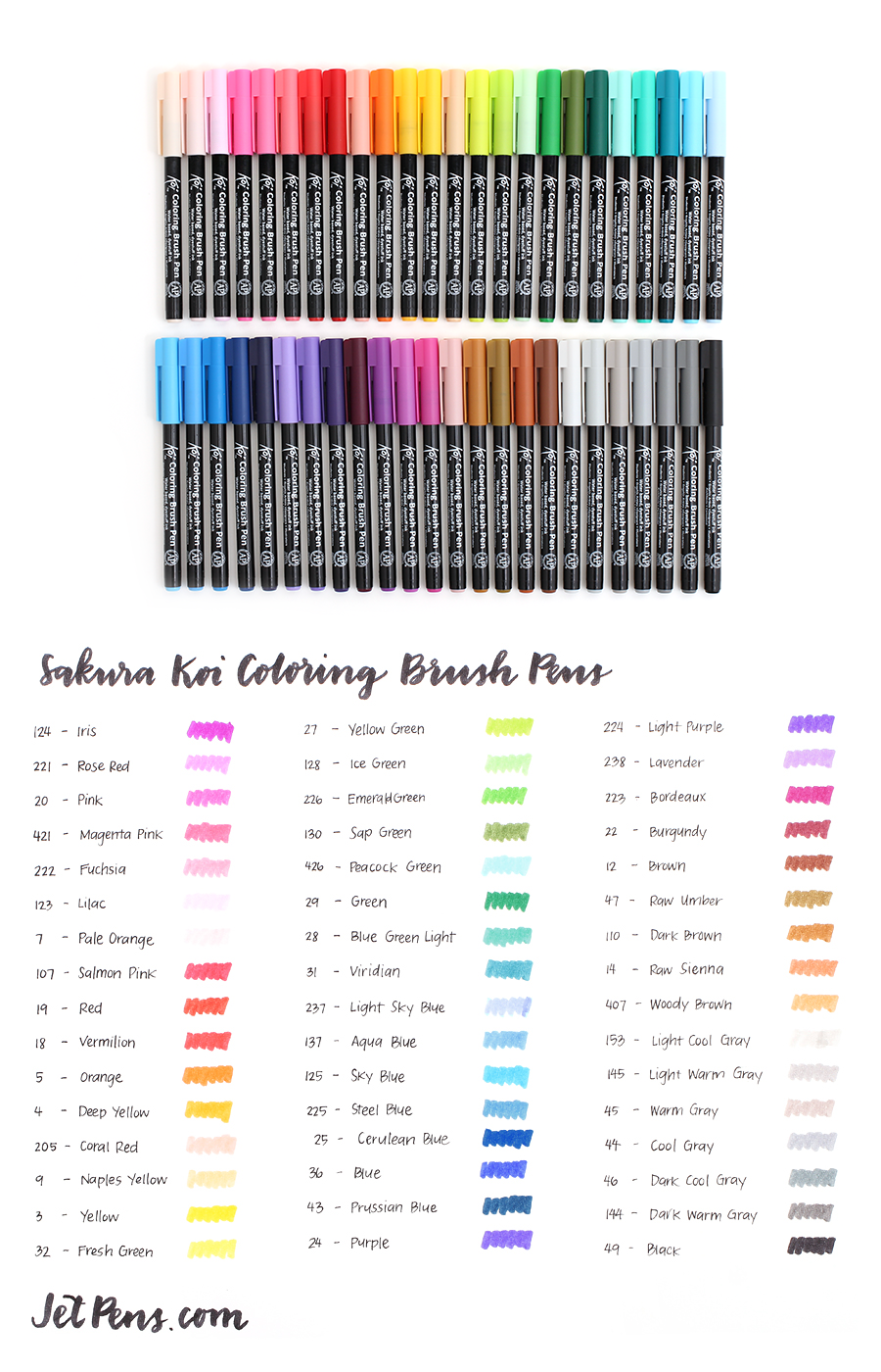 Note: These are NOT dual-tip markers. | Favorite Coloring Supplies ...