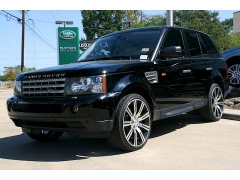 Used 2007 Land Rover Range Rover Sport Supercharged For Sale Range Rover Range Rover Sport Land Rover