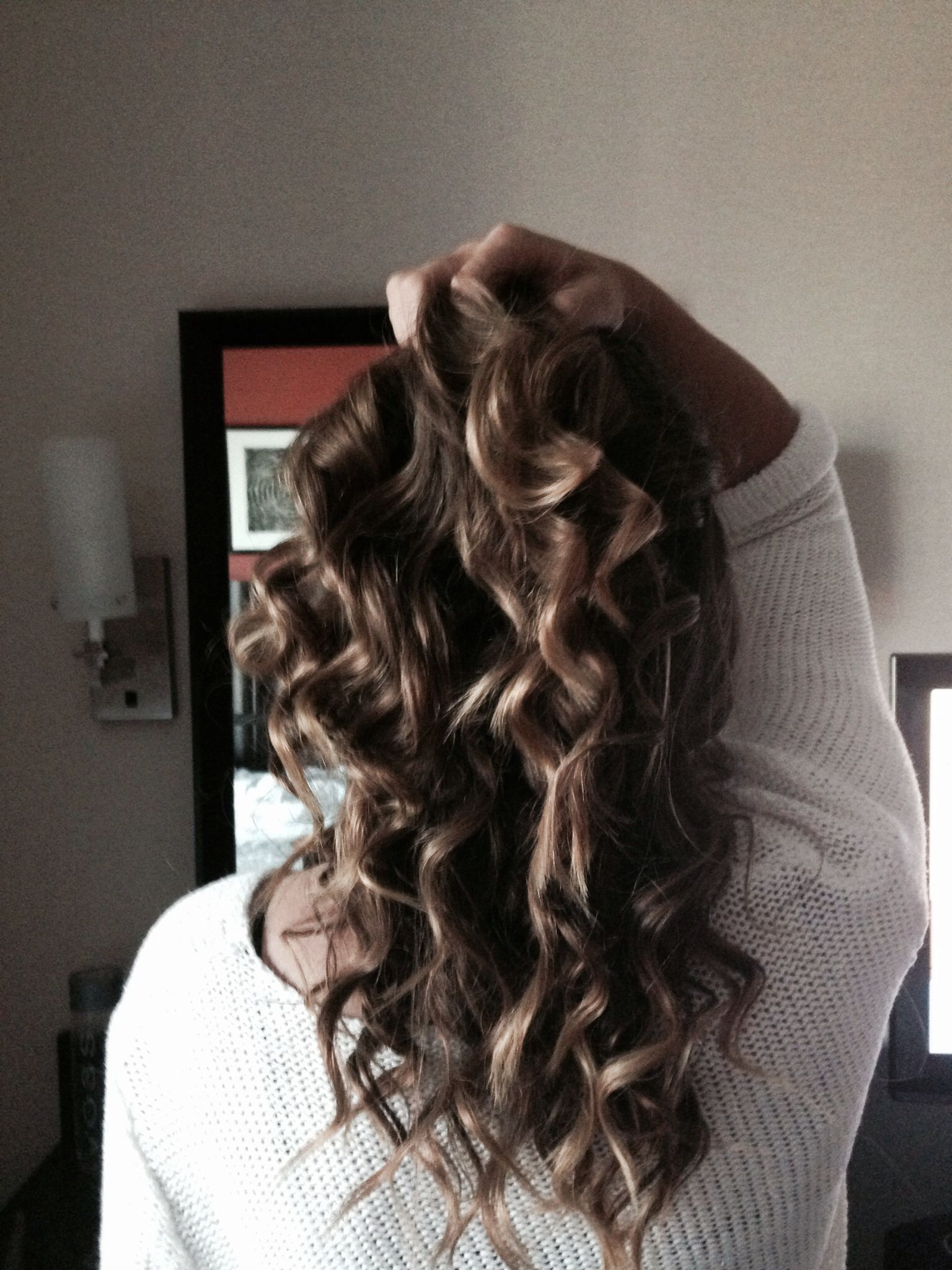 Curly hair cute easy and different pinterest