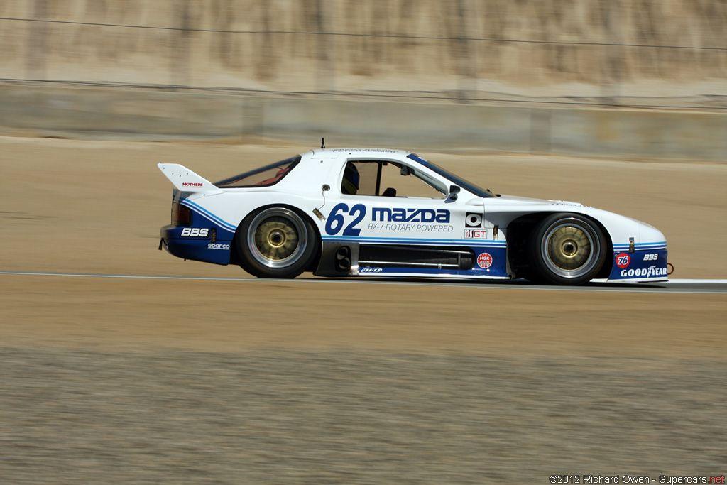 1991 Mazda RX-7 IMSA GTO