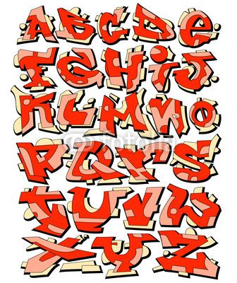 3d graffiti letters a z alphabet graffiti alphabet graffiti you can download it font