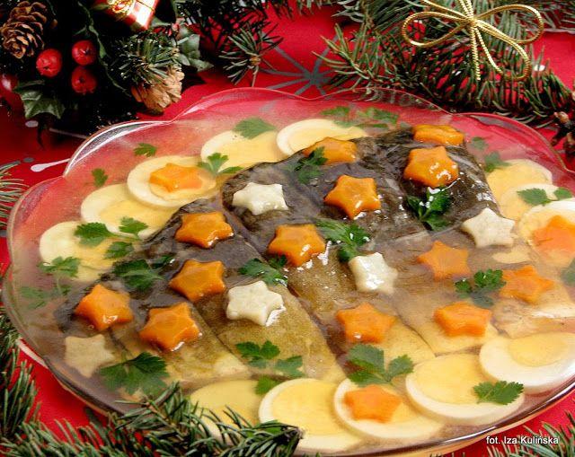 Smaczna Pyza Karp W Galarecie I Jak Sklarowac Galarete In 2021 Christmas Cooking Cooking Food