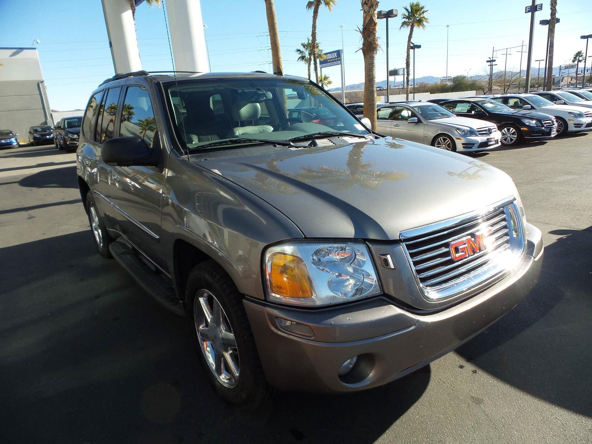 2008 Gmc Envoy Slt In Las Vegas Nv 12592072 At Carmax Com With