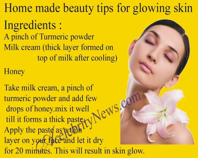 How To Get Glowing Skin Naturally In Hindi Gallery