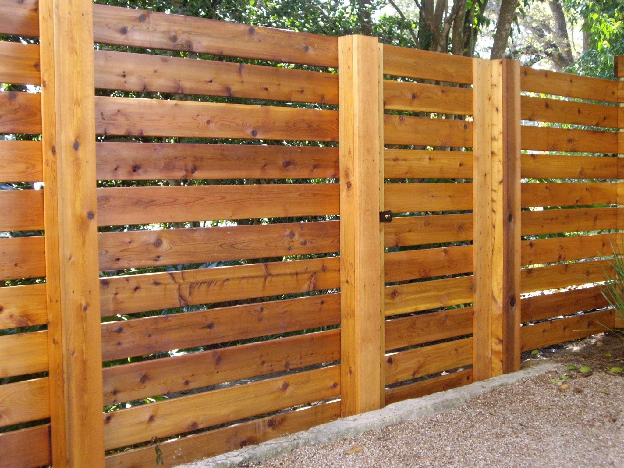 Popular Home Interior Decoration Wood Fence Design Building A