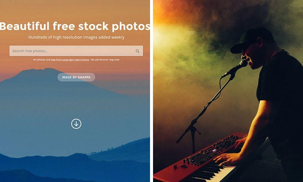 Onde é que posso encontrar imagens lindas que possa usar no meu blog? Aqui estão 18  fontes de imagens gratuitas que não precisas de autorização para usar!