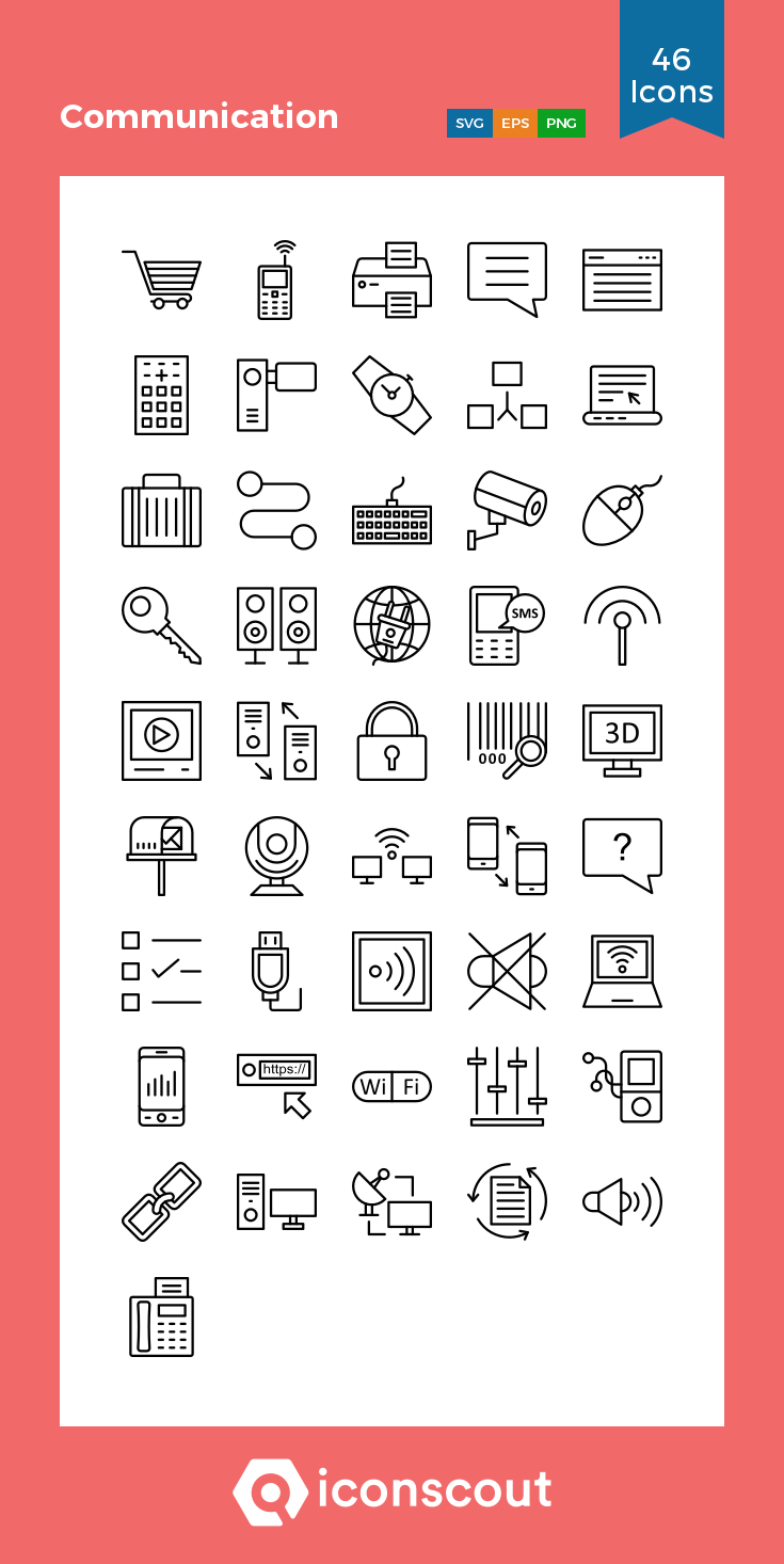 Download Communication Icon Pack Available In Svg Png Eps Ai Icon Fonts Communication Icon Easy Doodle Art Bullet Journal Ideas Pages