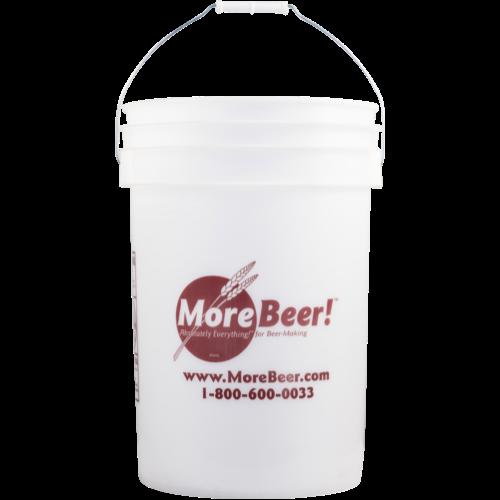 6 Gallon Bucket Plastic In 2020 Food Grade Buckets Beer Bucket Wine And Beer