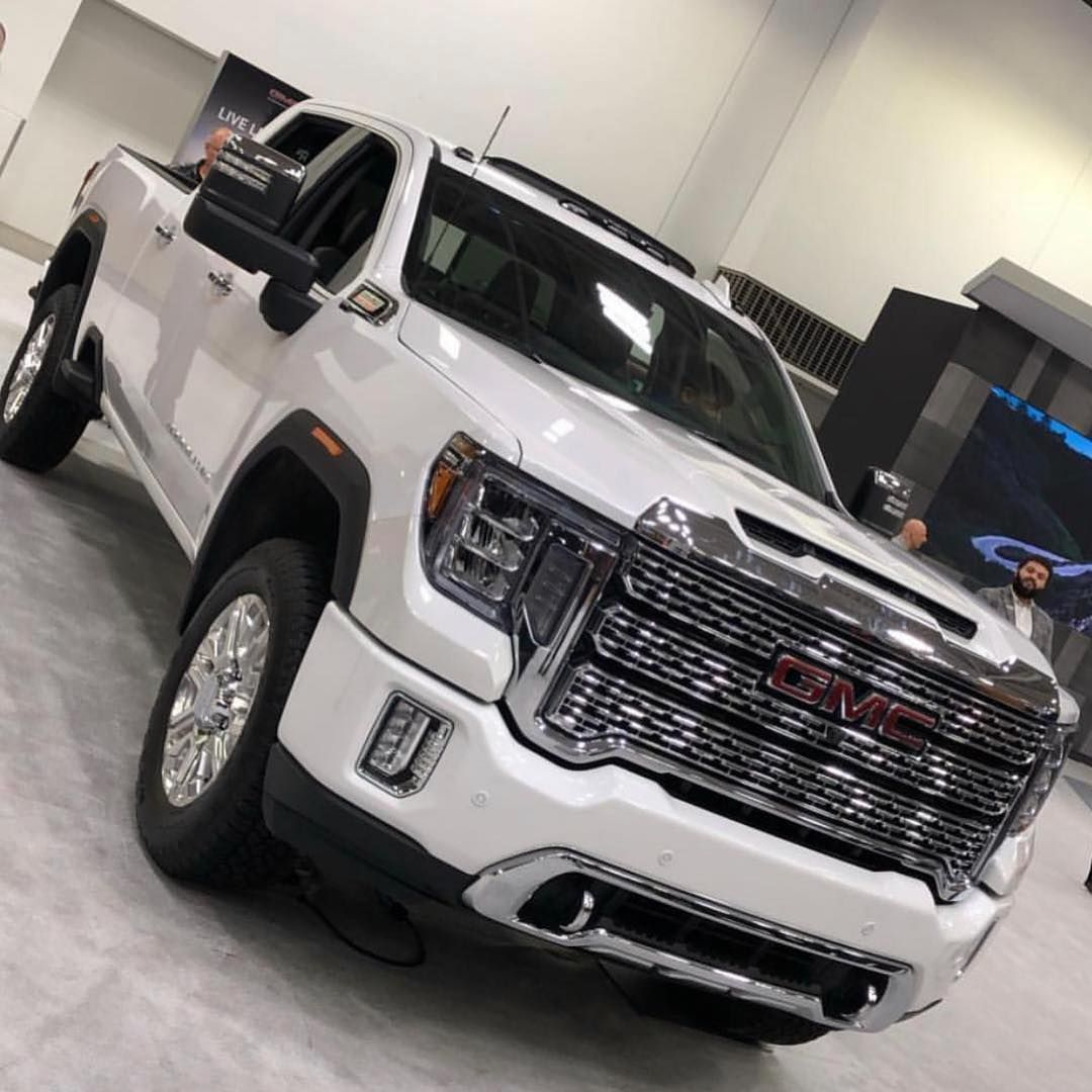 2020 Gmc Sierra Hd Norcaldavid Follow U Gmc Truck