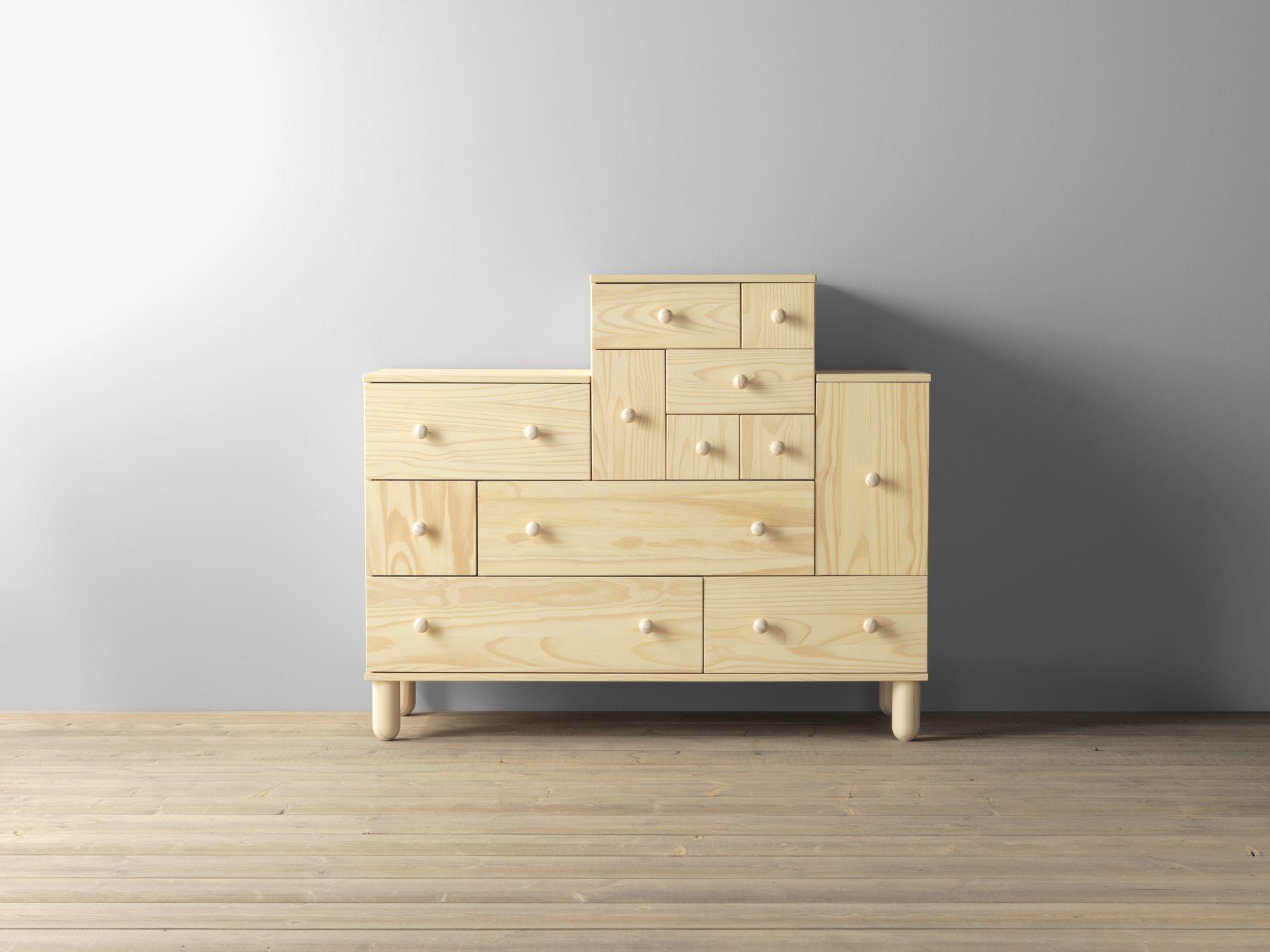 Tyssedal Ladekast Met Lades Nieuw Ikea Ikeanl Kast Year Of