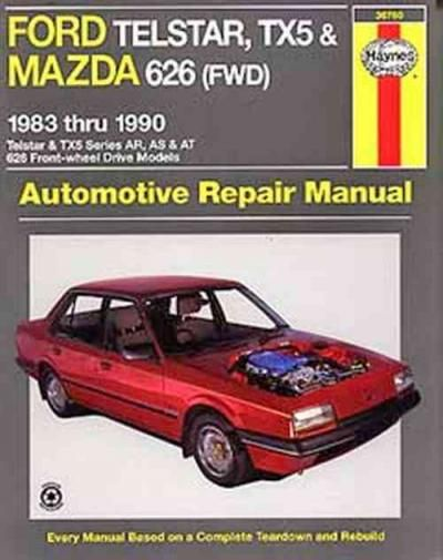 Ford telstar tx5 mazda 626 fwd 1983 1990 haynes service repair ford telstar tx5 mazda 626 fwd 1983 1990 haynes service repair manual asfbconference2016 Image collections
