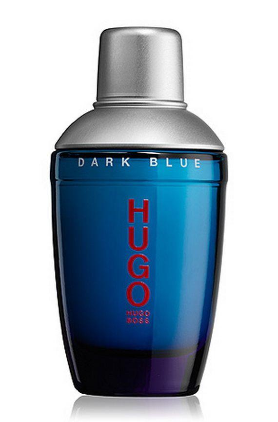 Hugo Dark Blue For Men Hugo Boss Hugo Hugo Boss Fragrance
