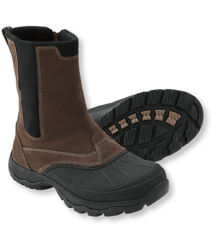 Men's Storm Chasers, Side-Zip Boot: Winter Boots | Free Shipping ...