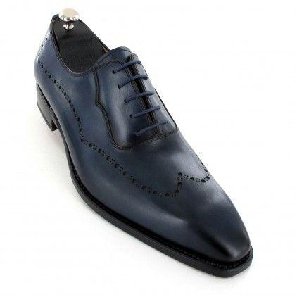 Richelieu homme luxe PAULIN   my shoes   Pinterest   Richelieu homme ... 050c6bc5b797