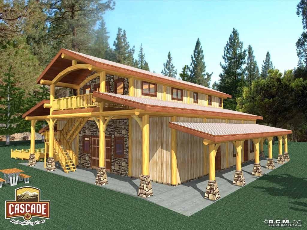 Log Home Floor Plans 3000 5000 sq ft | Log home floor ...