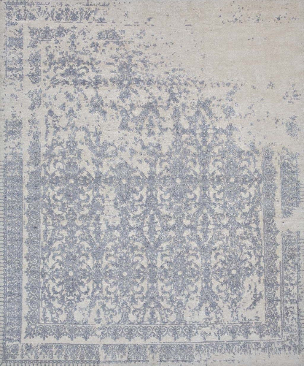 silk erased pattern now available through rug mart houston!   just