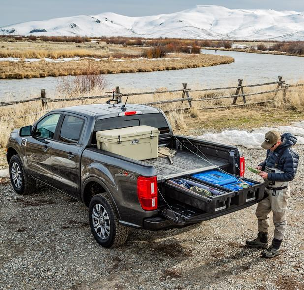 Truck Bed Storage for Fishing, Bed Fishing Storage